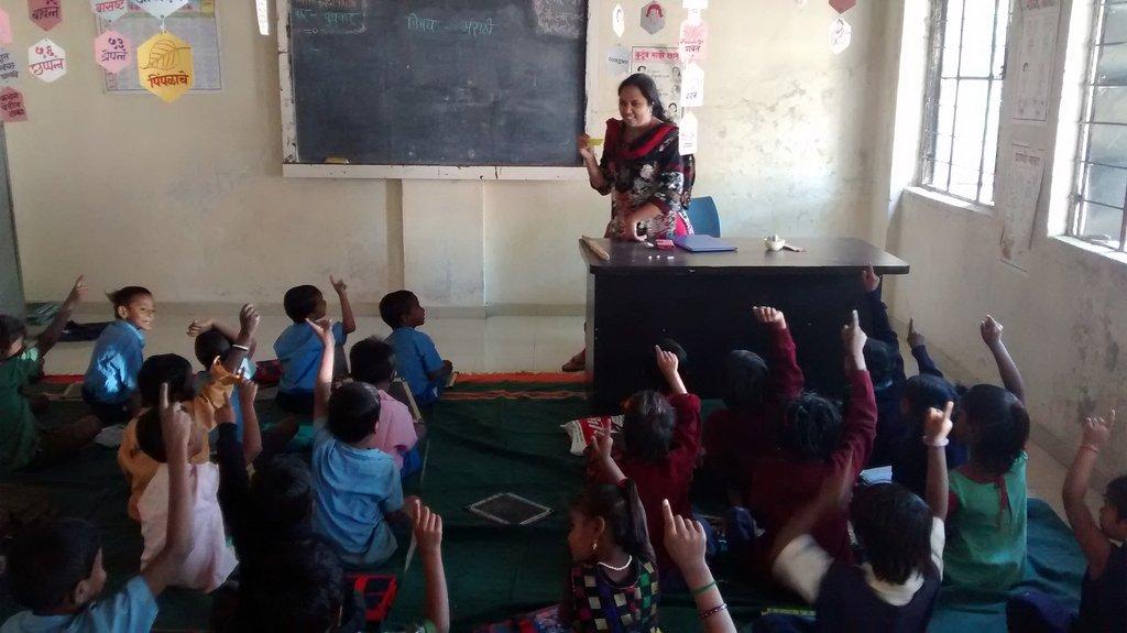 Improvement in Children understanding....