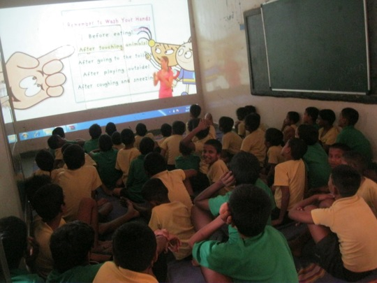 Global Hand Washing day awareness Program