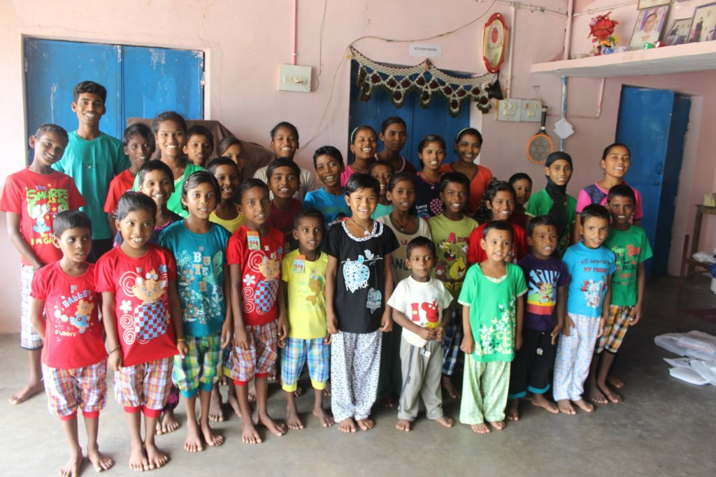 Brighter Future for 3400 Orphan children in India