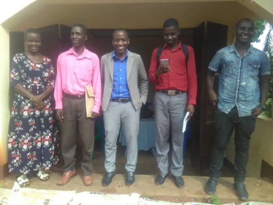 Study Camp Teachers