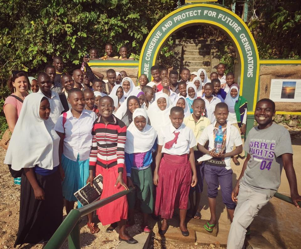 Fund Study Camps for 35 Students in Tanzania
