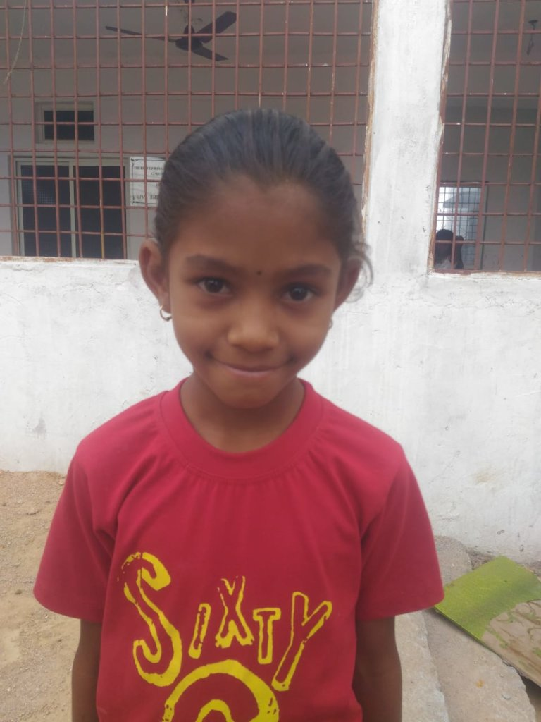 Support a Gond child Deepthi