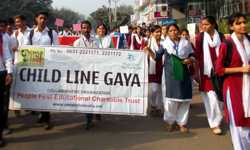 Gift an education to vulnerable children in Bihar