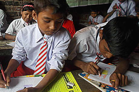 Gift an education to vulnerable children in Bihar