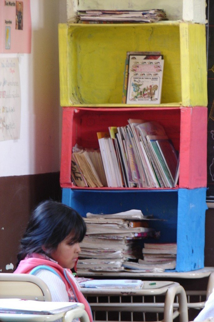 New Reading Corner for 210 at risk Argentine kids