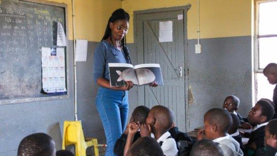 Janet, Simtholile After-School Facilitator