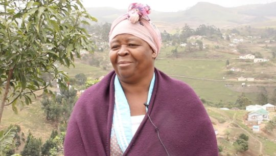 Nomusa, Amahle's Grandmother