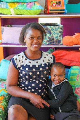 Zande and Hlengiwe