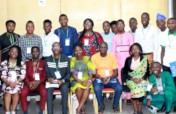 Training for 500 Community Builders in Nigeria