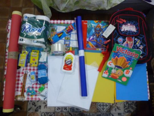 School Supplies 2