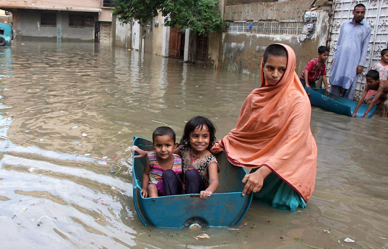 Emergency Appeal for Rain & flood affected in Pak