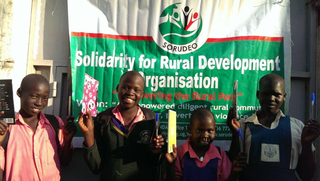 Educate 1,500 rural children in Northern Uganda