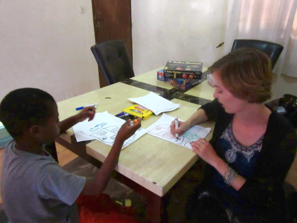 Support Therapy for Autistic Children in Senegal
