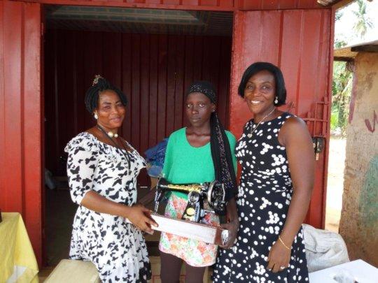 Apprenticeship for Deprived Youth of Eastern Ghana