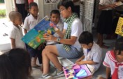 Cambodian Cube Library Lacks Librarian