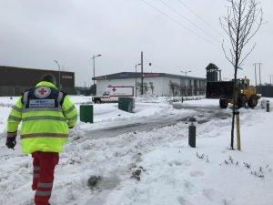 Red Cross Volunteers Appeal