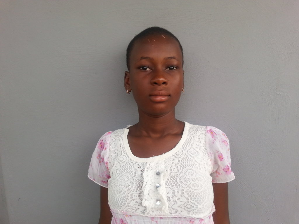 Help an Orphan Erica to go to school in Ghana