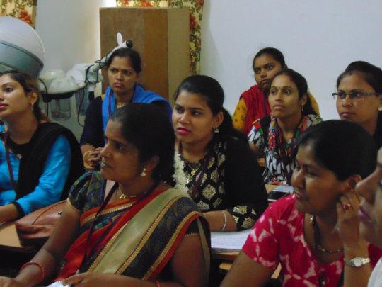 Session on stress-management
