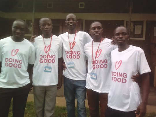 Training 100 youths in vocational skills