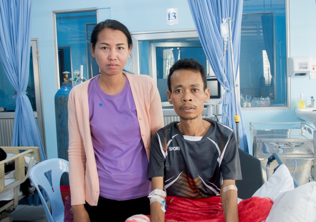 Fund life-saving healthcare in Cambodia