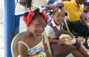 Education for 400 young women in Haiti's slums