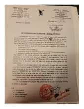 Government of Mbengwi Authorization for Burial (PDF)