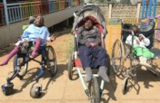 Educate 120 Special Needs children from the slums