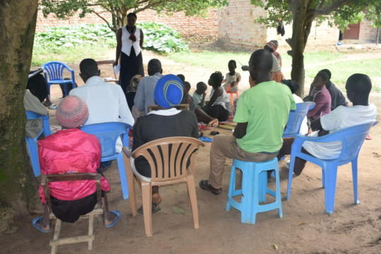 Focus Group Dicussion on girls protection