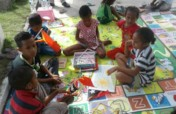 Build Library for marginalized children and youth