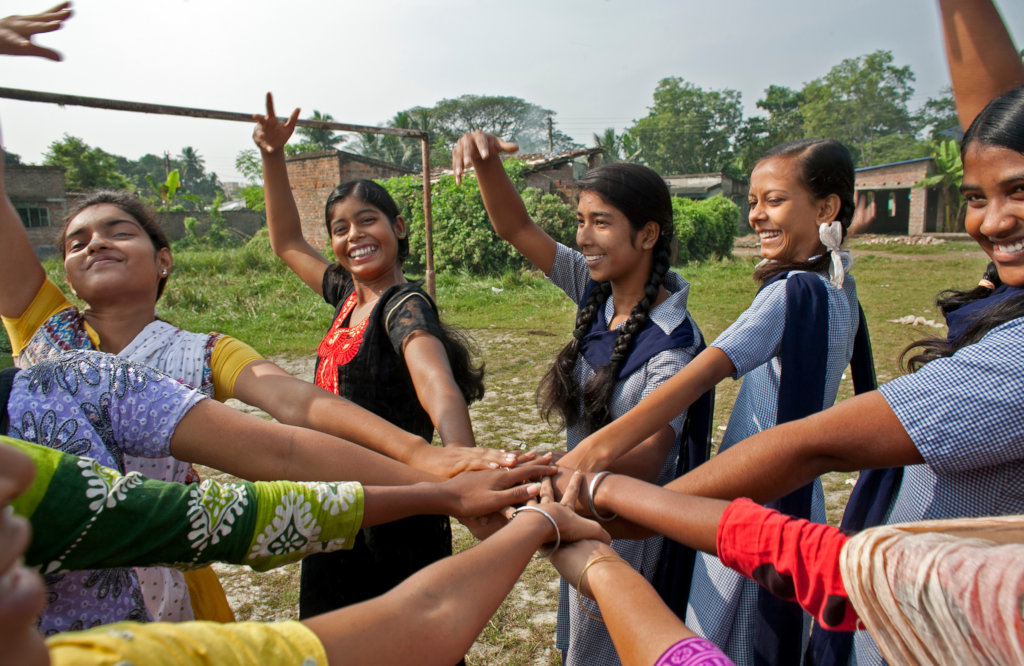 Strengthening Adolescent Girls with Sex Education