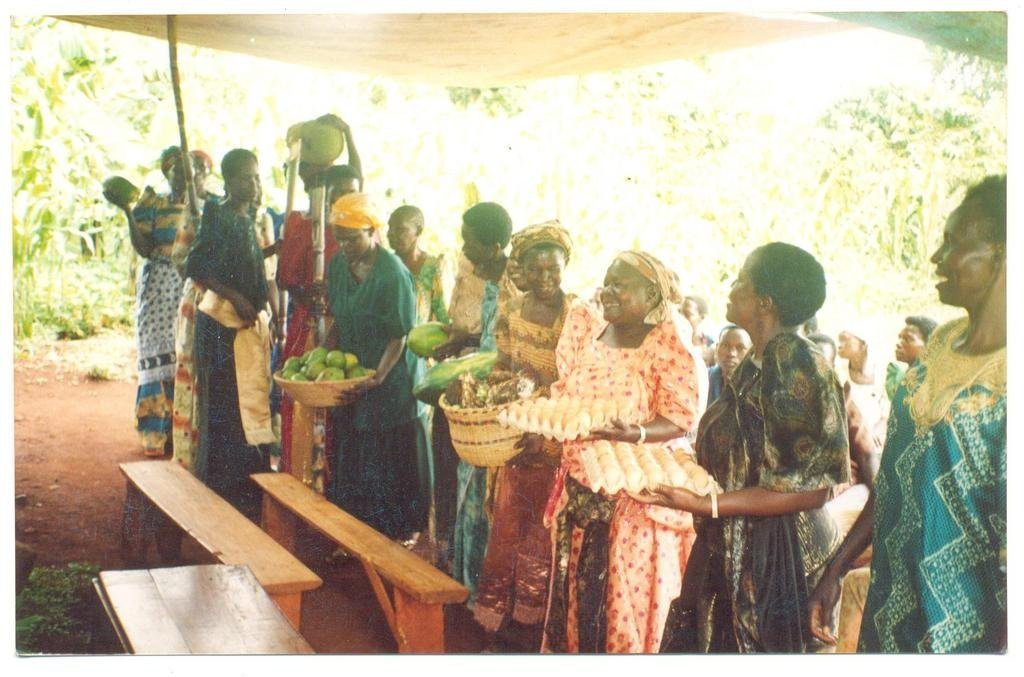 Microfund for small loans to rural women in Uganda