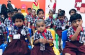 Help 50 Disadvantaged Kids Experience Preschool