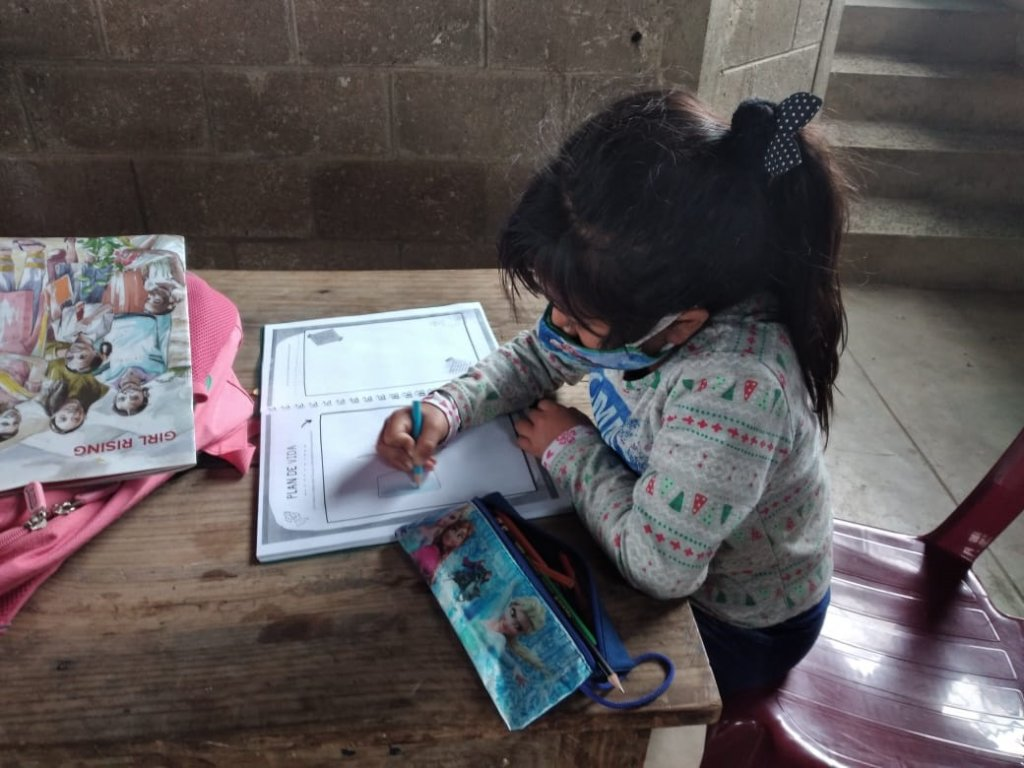 Promoting Girls' Education & Equality in Guatemala