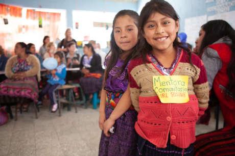 Build educational skills of 193 Girls in Guatemala