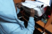 support online  data   for 6 volunteers in mathare