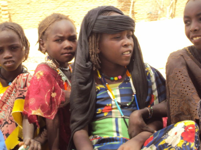 Vocational Training for 100 Female Victims in Chad