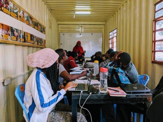 Kibera Cohort 10