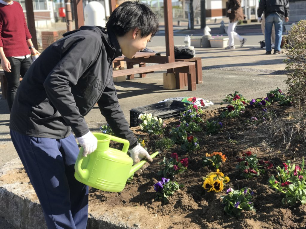 Creating spaces to nurture Fukushima's leaders