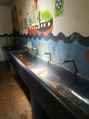 Support Our New Project - Repairing Bathrooms!