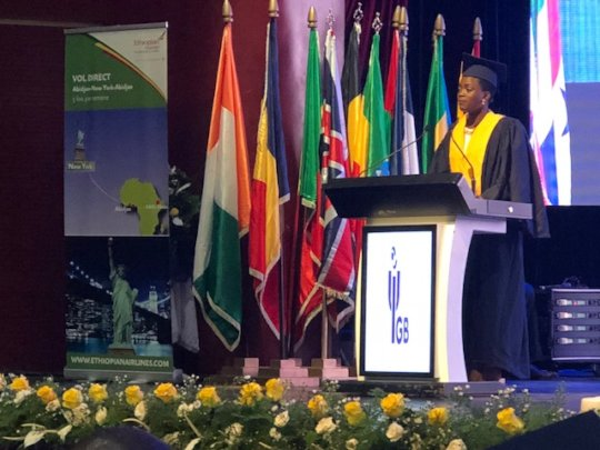 A Graduate Speaks to The Future