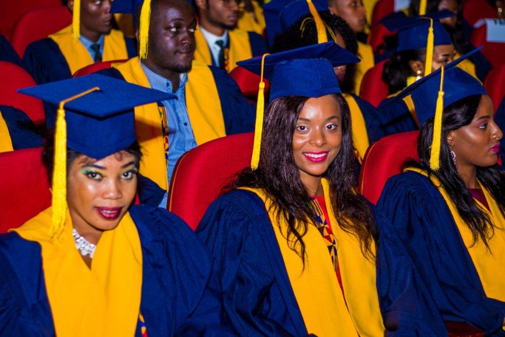Three of our brighest graduates