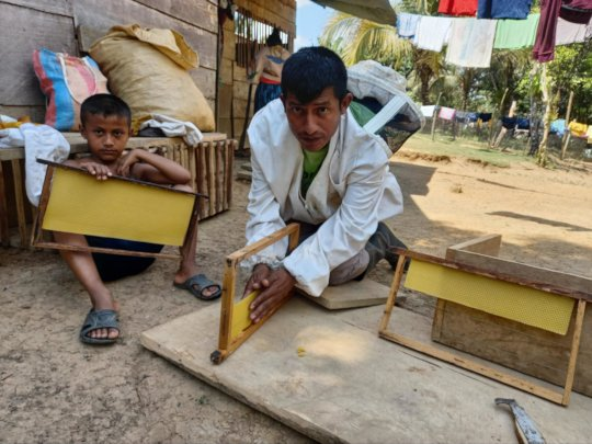 Sustainable Livelihoods for 100 families