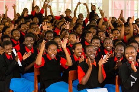 Create a future for Kenya's disadvantaged girls