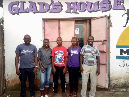 Glad's House Outreach Team