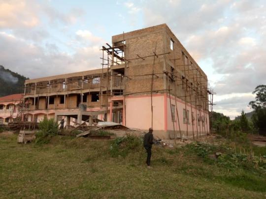 June 2021 Construction Progress