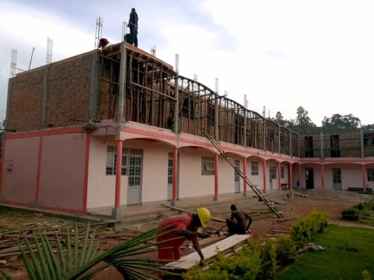 Current Construction Progress