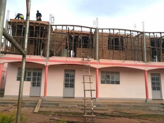 Feb 2021 Construction Progress
