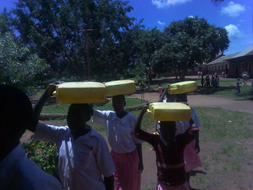 Improve Nsawo Primary School Inclusive Education