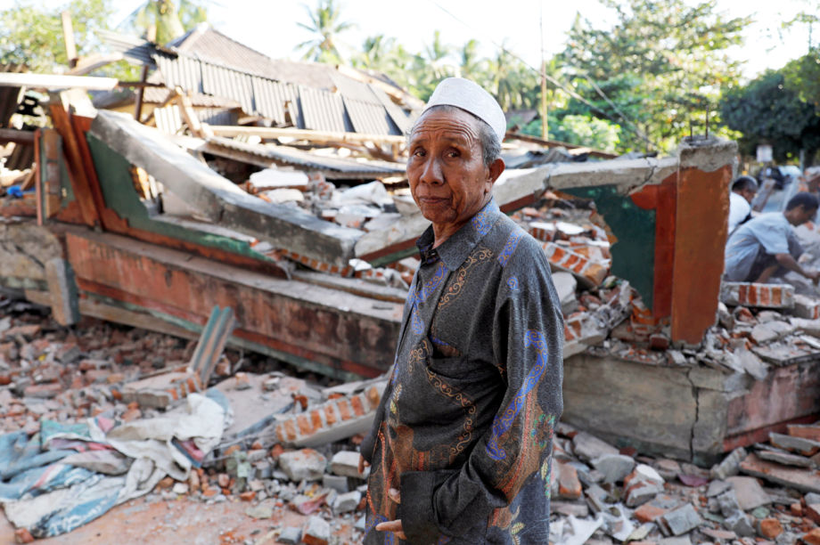 Indonesia Earthquake Relief Fund