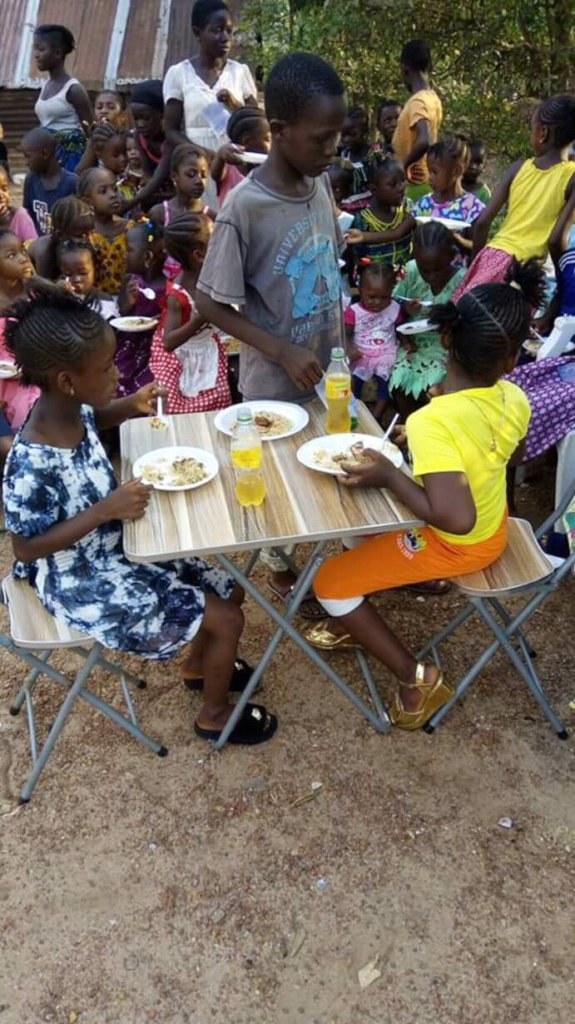 Feed and Educate 300 poor children
